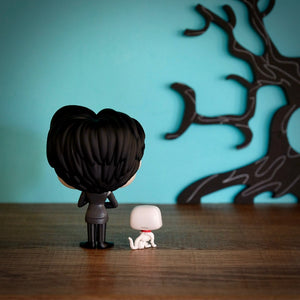 Funko POP! Victor with Scraps 986 vinyl figure back view