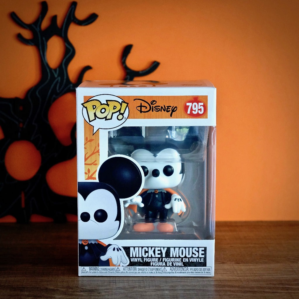 Funko POP! Disney Spooky Mickey Mouse front package view