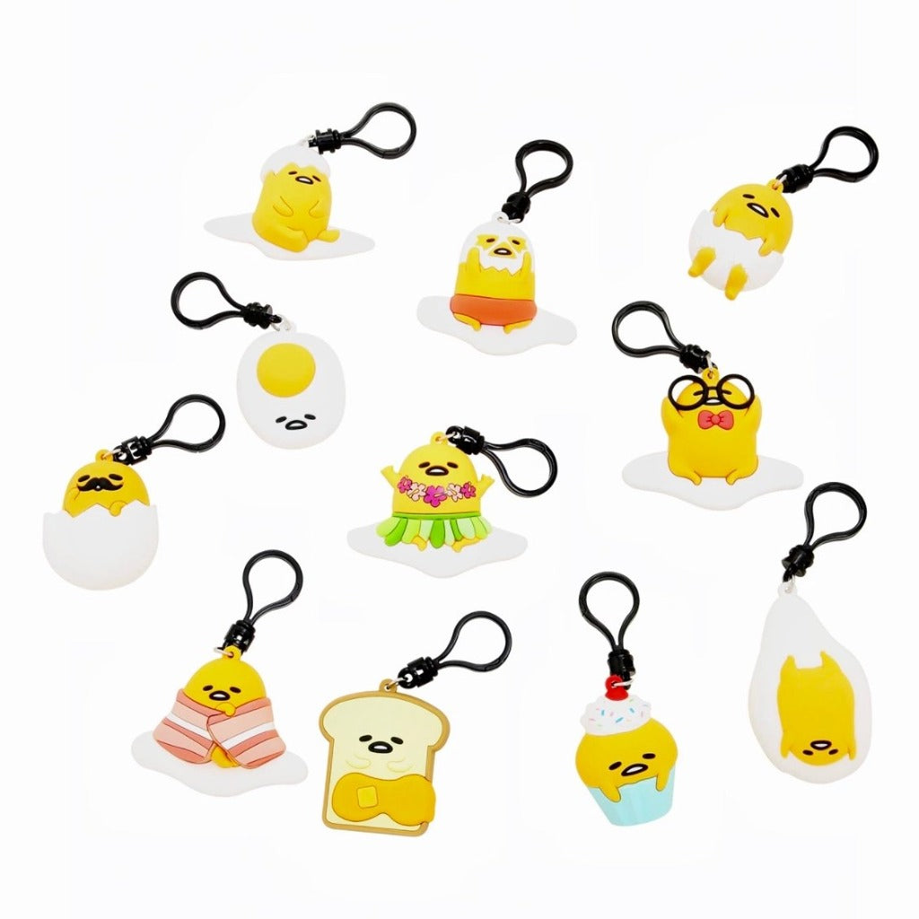 Gudetama Blind Bag Clips