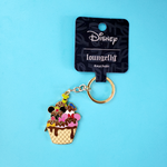 Loungefly x Disney Sensational 6 Ice Cream Sundae Enamel Keychain