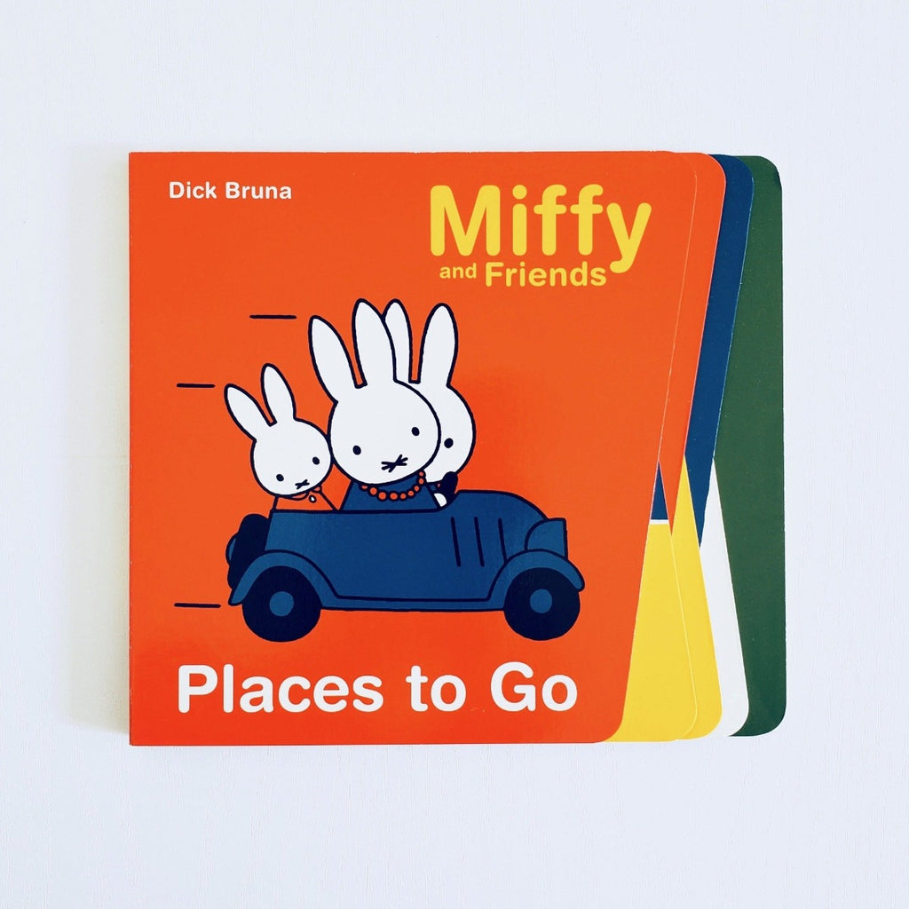 Miffy and Friends Places to Go front cover