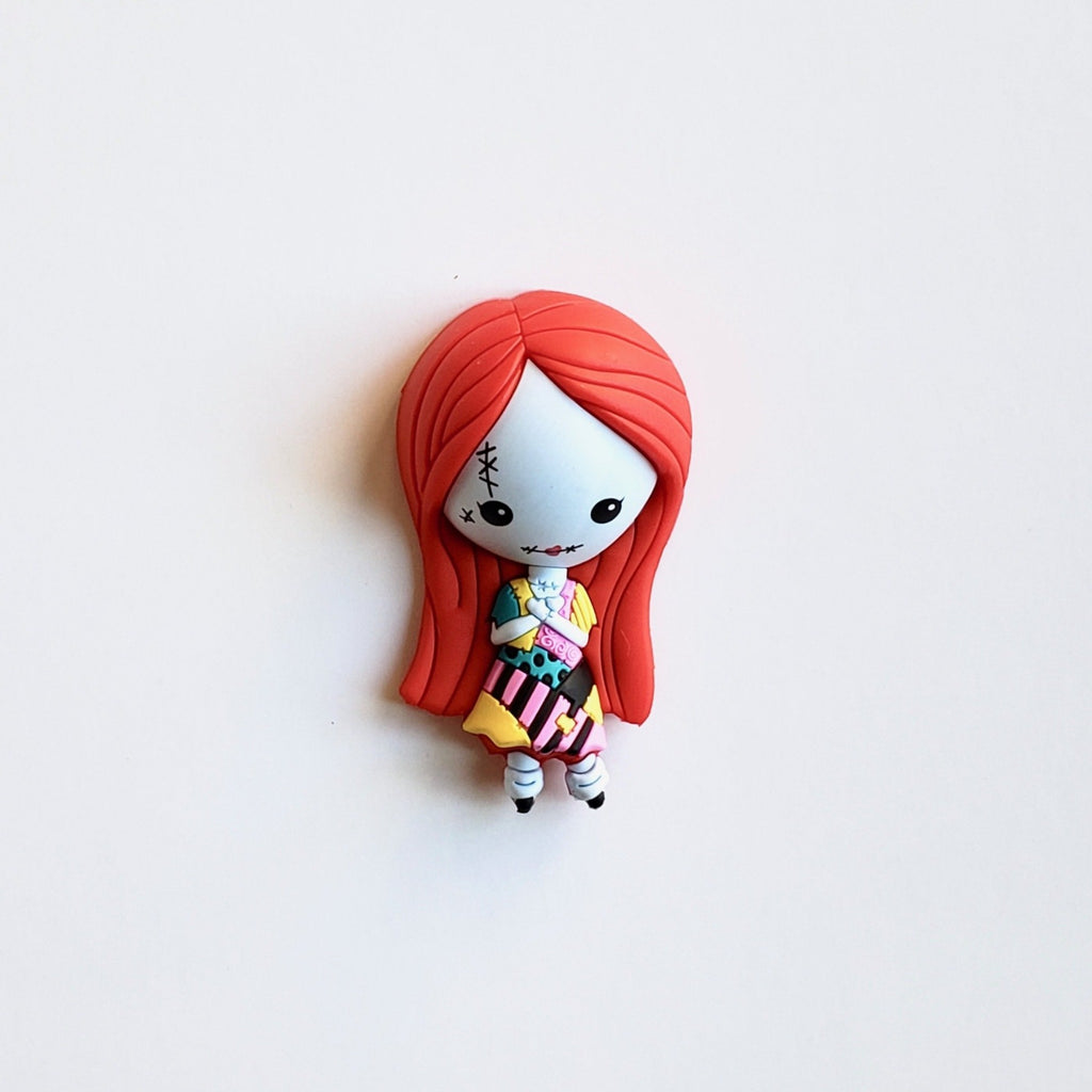 Disney Nightmare Before Christmas Sally 3D vinyl figure magnet