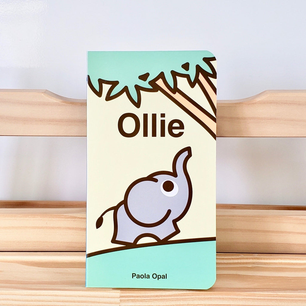 Cute Children Books | Simply Small Series by Paola Opal: Ollie