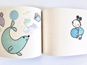 Peanut & Fifi Have A Ball inside pages