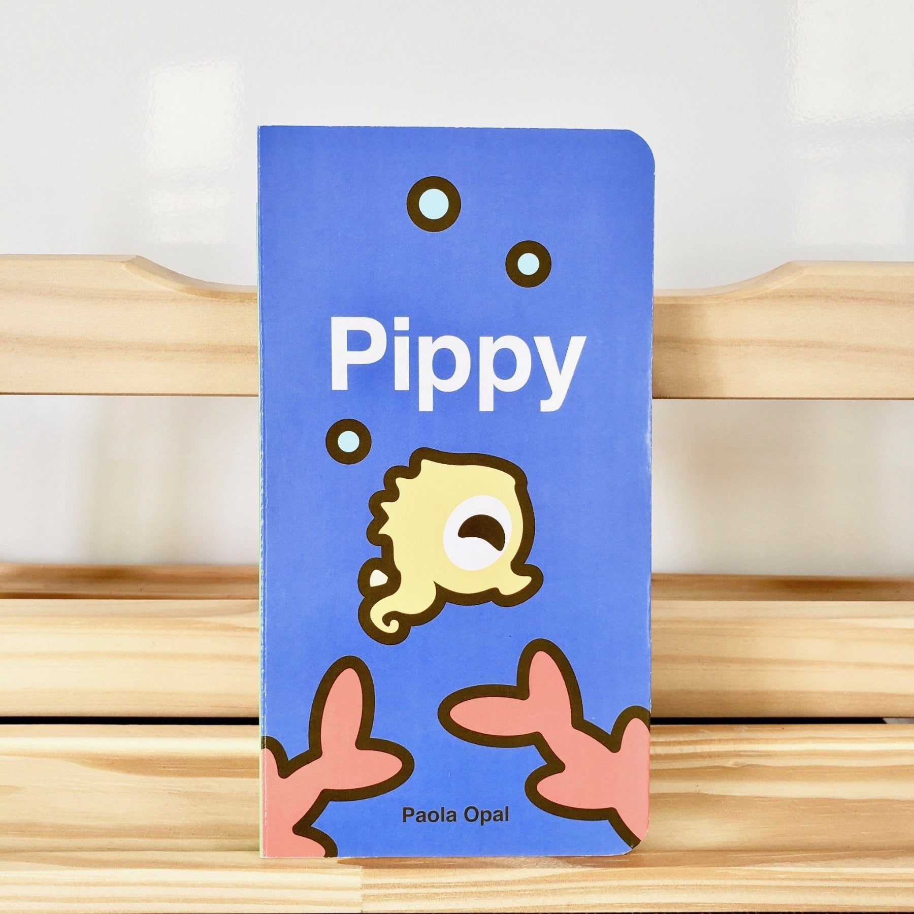 Cute Children Books | Simply Small Series by Paola Opal: Pippy front cover