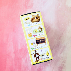 Re-Ment Rilakkuma Room Blind Box series side box 2