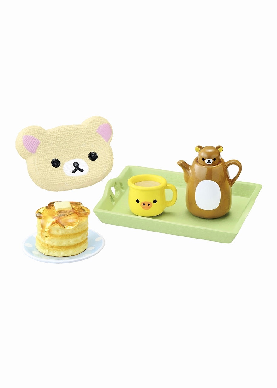 Re-Ment Rilakkuma Room Blind Box series breakfast accessories