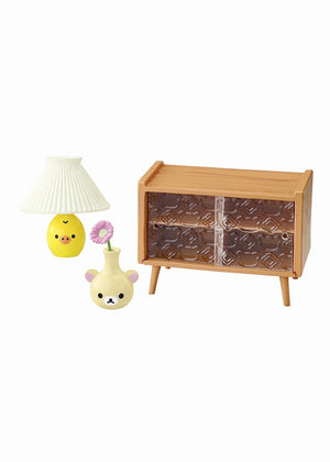 Re-Ment Rilakkuma Room Blind Box series living room furniture