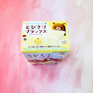 Re-Ment Rilakkuma Room Blind Box series top of box
