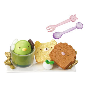 sandwich tray in re-ment sumikko gurashi patisserie blind box series