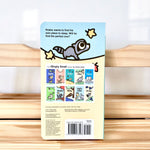 Cute Children Books | Simply Small Series by Paola Opal: Rokko back cover