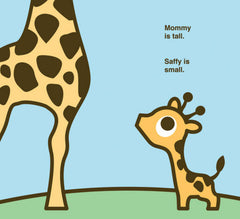 saffy the giraffe | cute children books