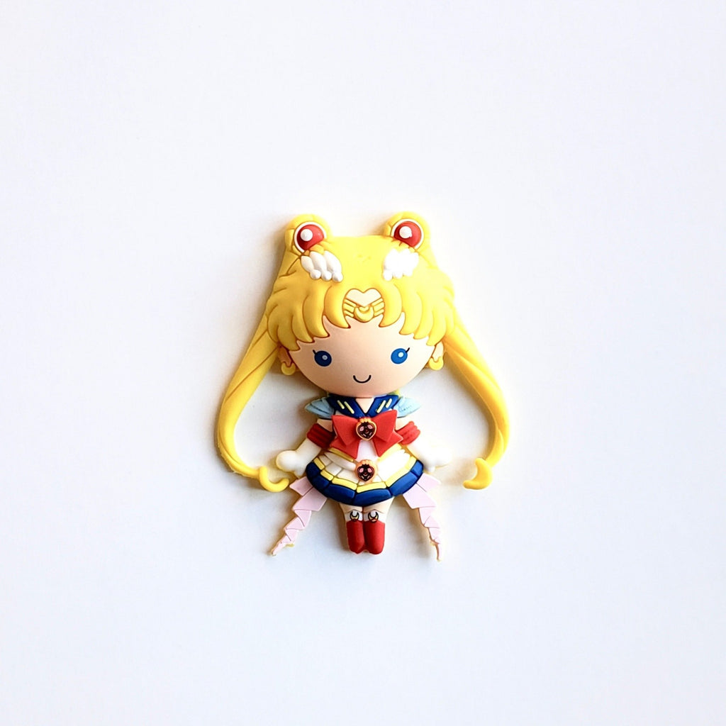 Sailor Moon 3D Foam Magnet kawaii style by Monogram International
