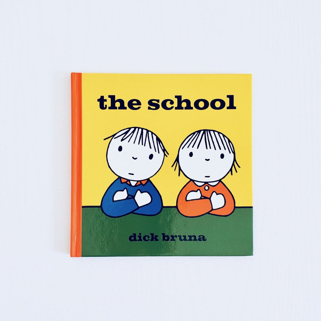 Dick Bruna The School front cover