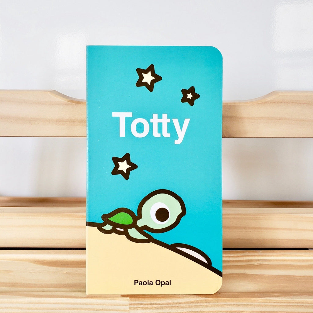 Cute Children Books | Simply Small Series by Paola Opal: Totty front cover