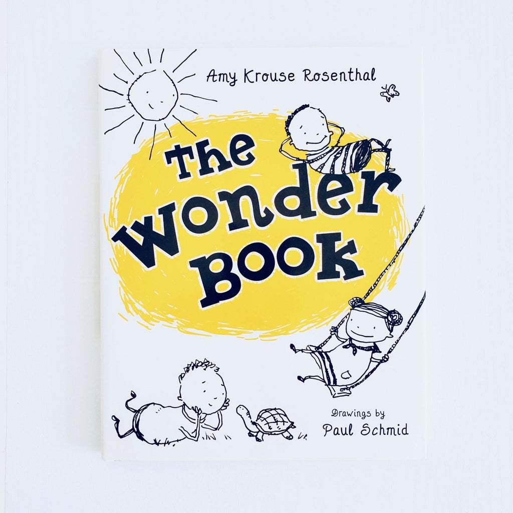The Wonder Book front view