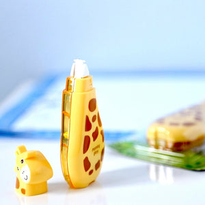 Morning Glory Kawaii Cute Giraffe Correction Tape