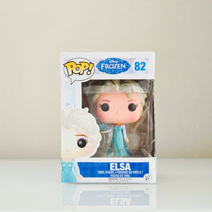 Frozen POP! Disney Frozen Elsa #82 front view