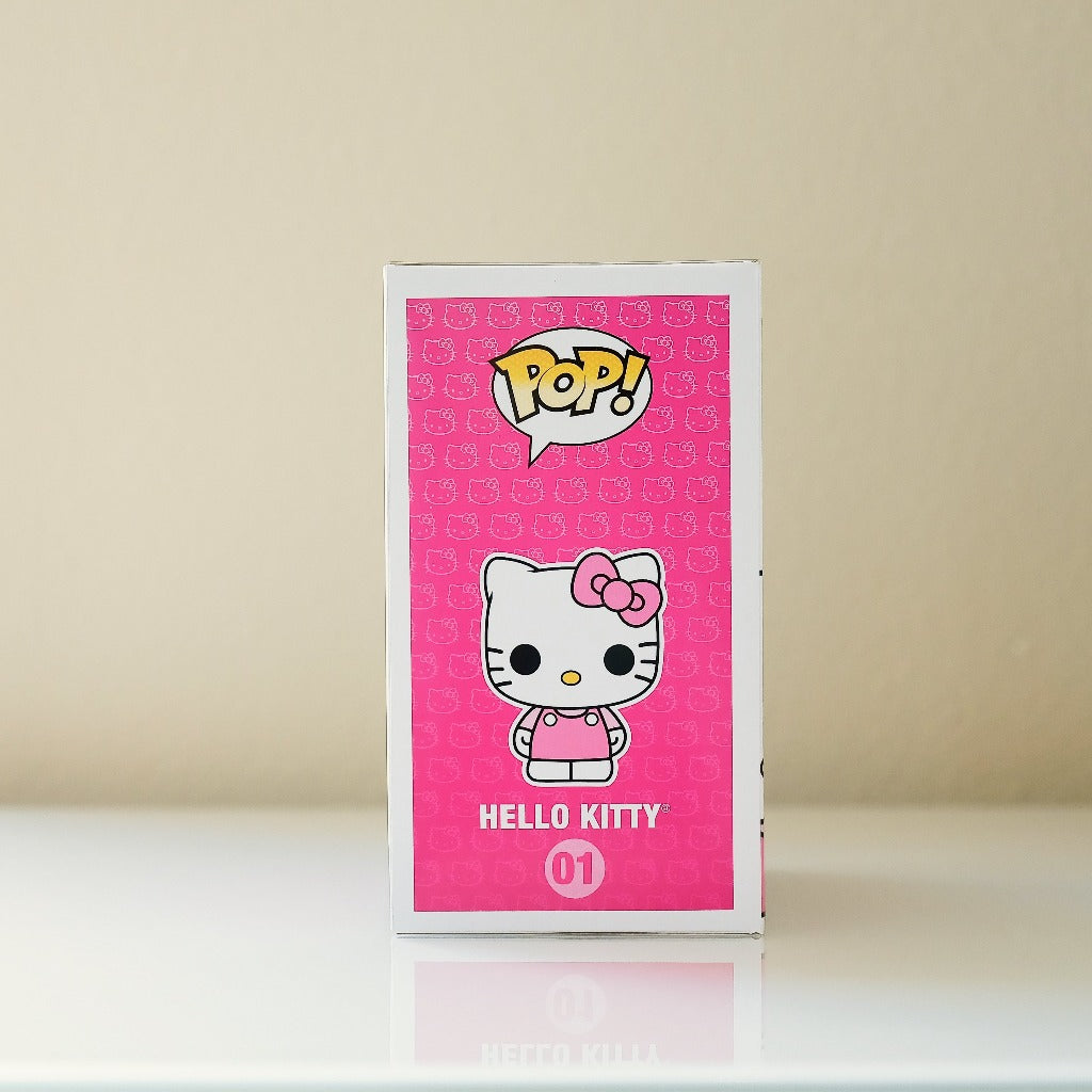 Funko POP! Hello Kitty #01 side view