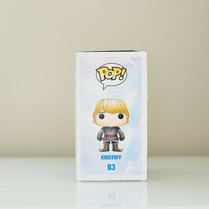 Funko POP! Disney Frozen Kristoff #83 side view