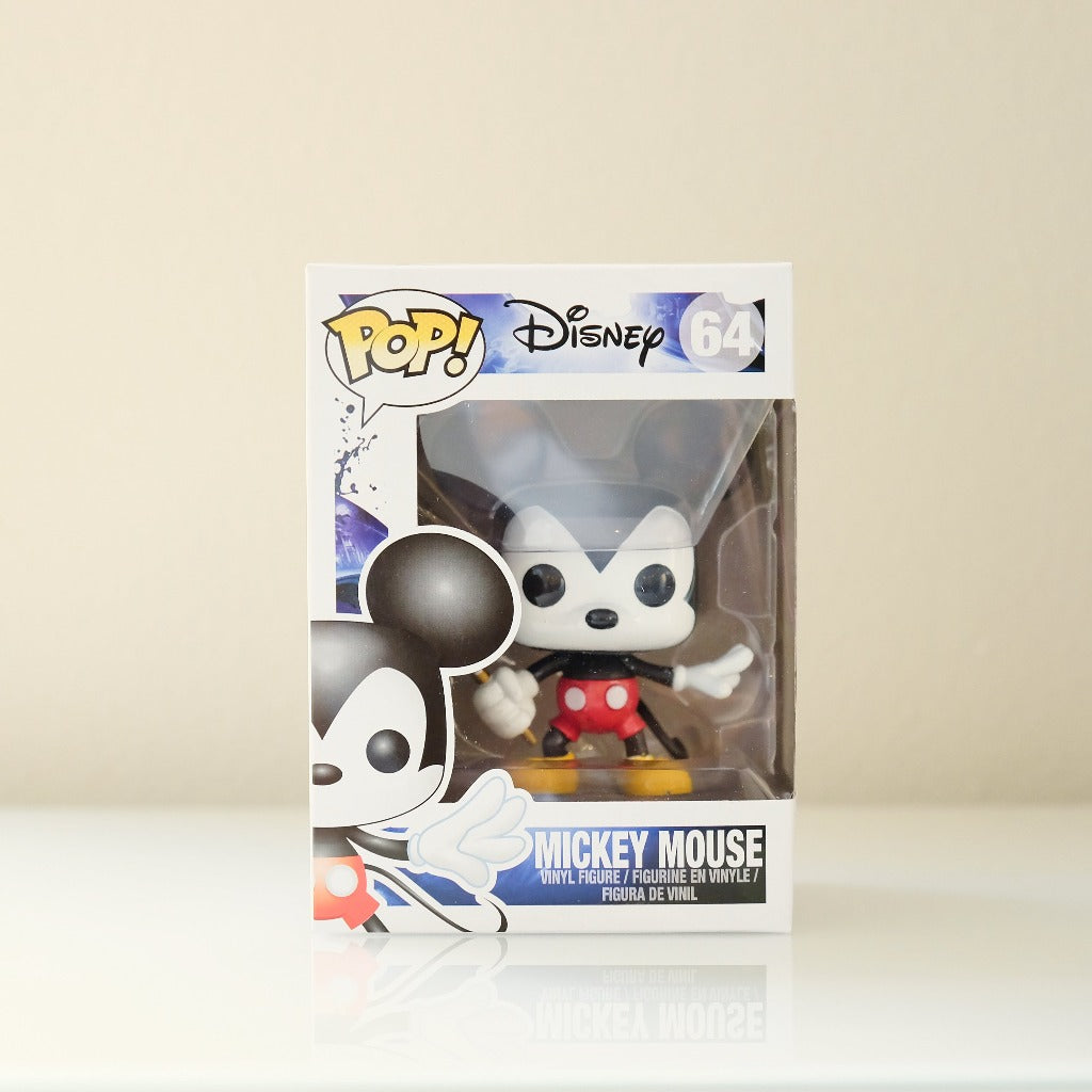 Funko POP! Disney Mickey Mouse #64 front view