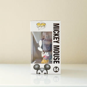 Funko POP! Disney Mickey Mouse #64 side view