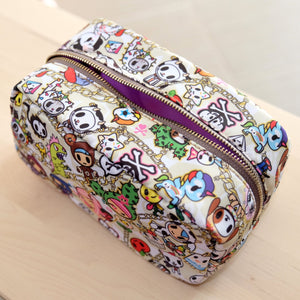 tokidoki kawaii Chained Love Cosmetic/Storage Pouch