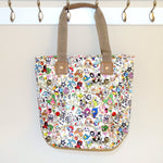 tokidoki chained love collection shopper tote