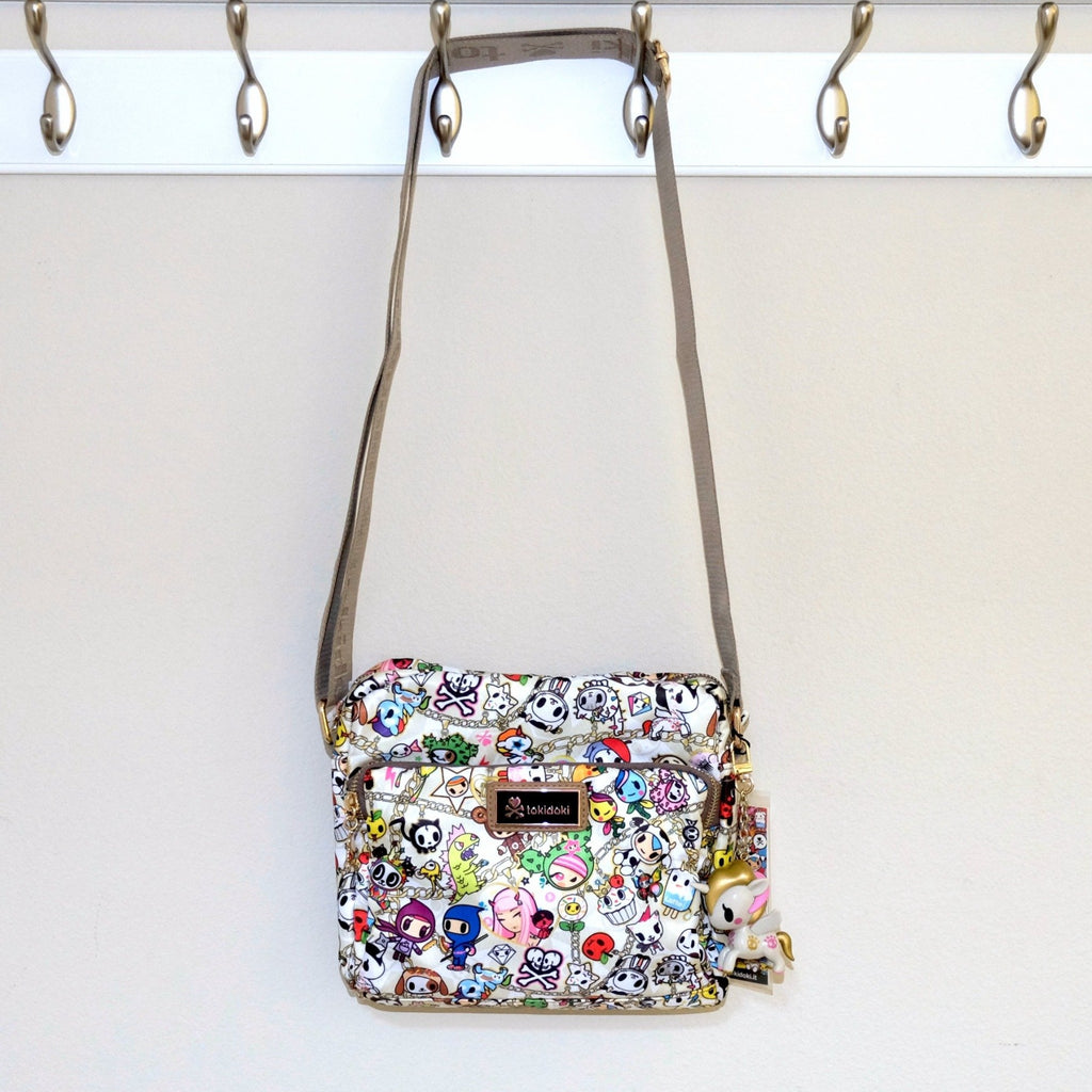 tokidoki kawaii Chained Love Crossbody Bag front