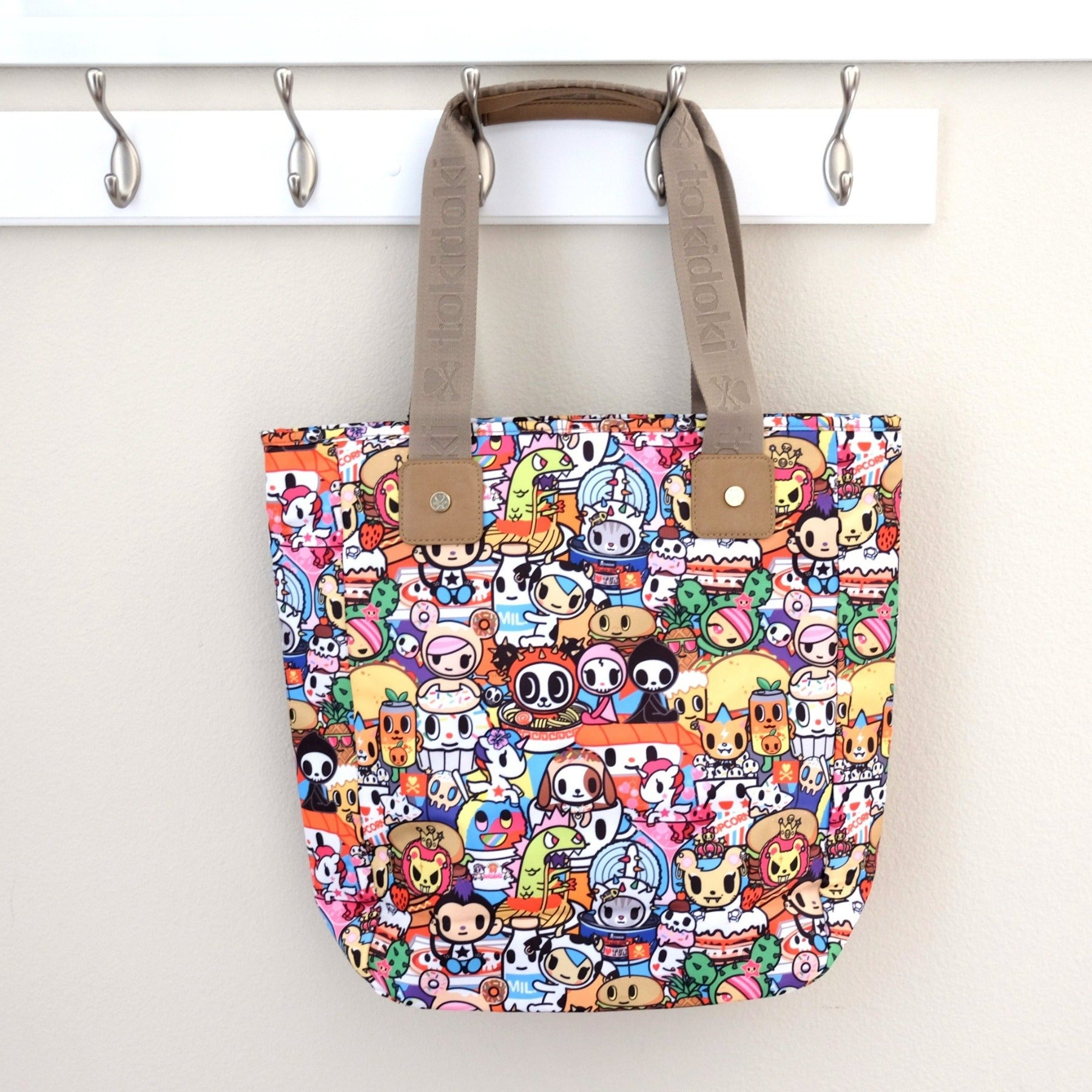 tokidoki Food Collection: Shopper Tote