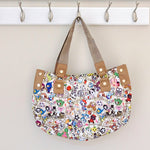 tokidoki kawaii Chained Love Hobo Bag back