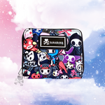 tokidoki classico small zip round wallet | kawaii fashion
