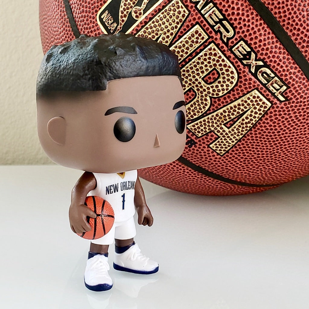 Funko POP! NBA New Orleans Pelicans Zion Williamson 62