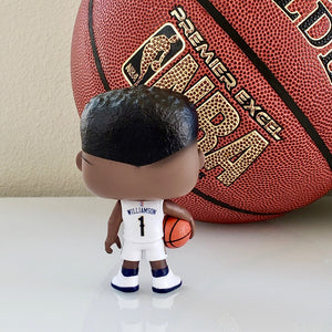Funko POP! NBA New Orleans Pelicans Zion Williamson 62 (back)