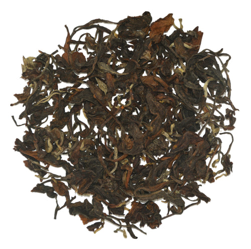 Castleton Estate oolong, a limited Darjeeling production.