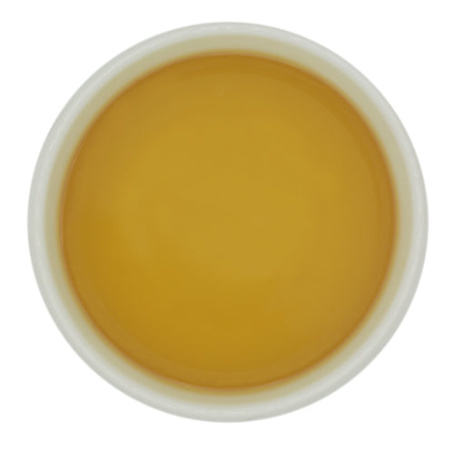 Castleton Estate's white tea is light and refreshing on the palate.