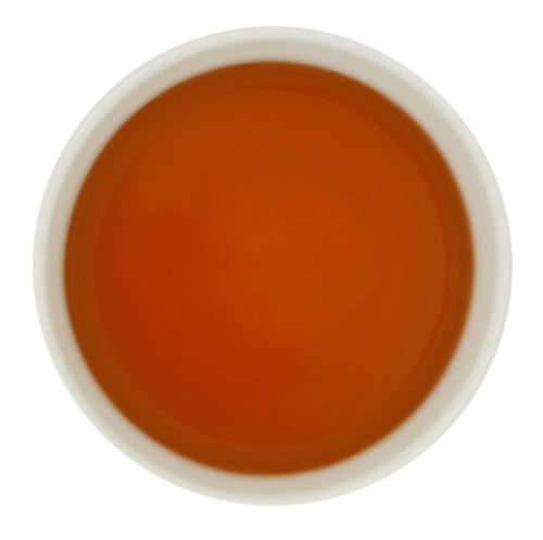 A fragrant, amber liquor from Glendale Estate's Winter Flush black tea.