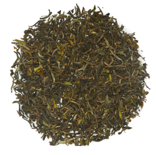 Thurbo Estate's Darjeeling Spring lightly oxidized black tea.
