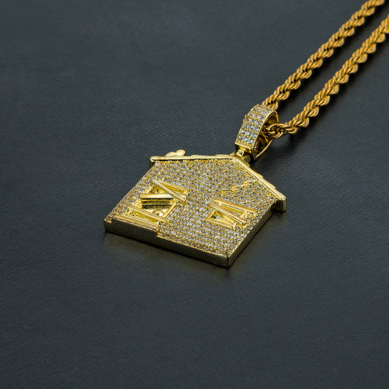 Trap House Pendant