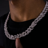 16mm Cuban & Gucci Link Chain
