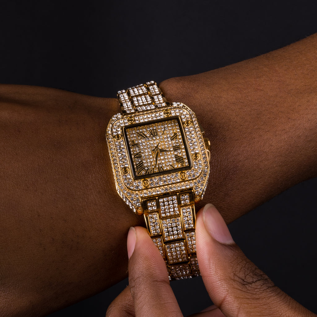 Iced Pablo Watch