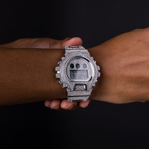Iced Deluxe Watch
