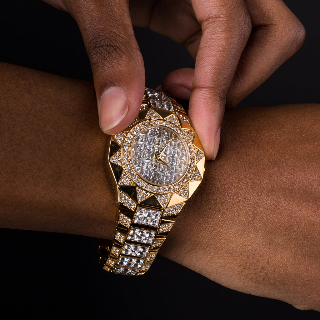 Iced Royal Watch