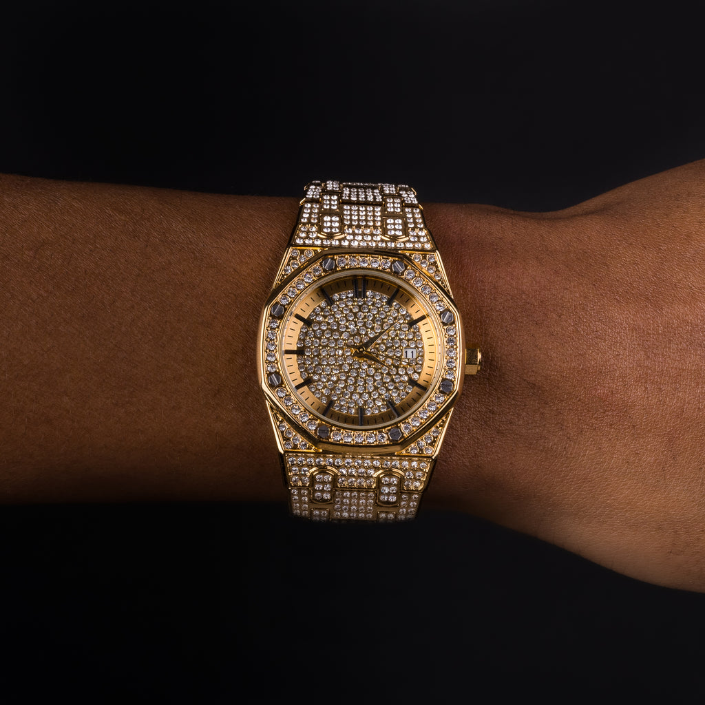Bust Down Cali Watch