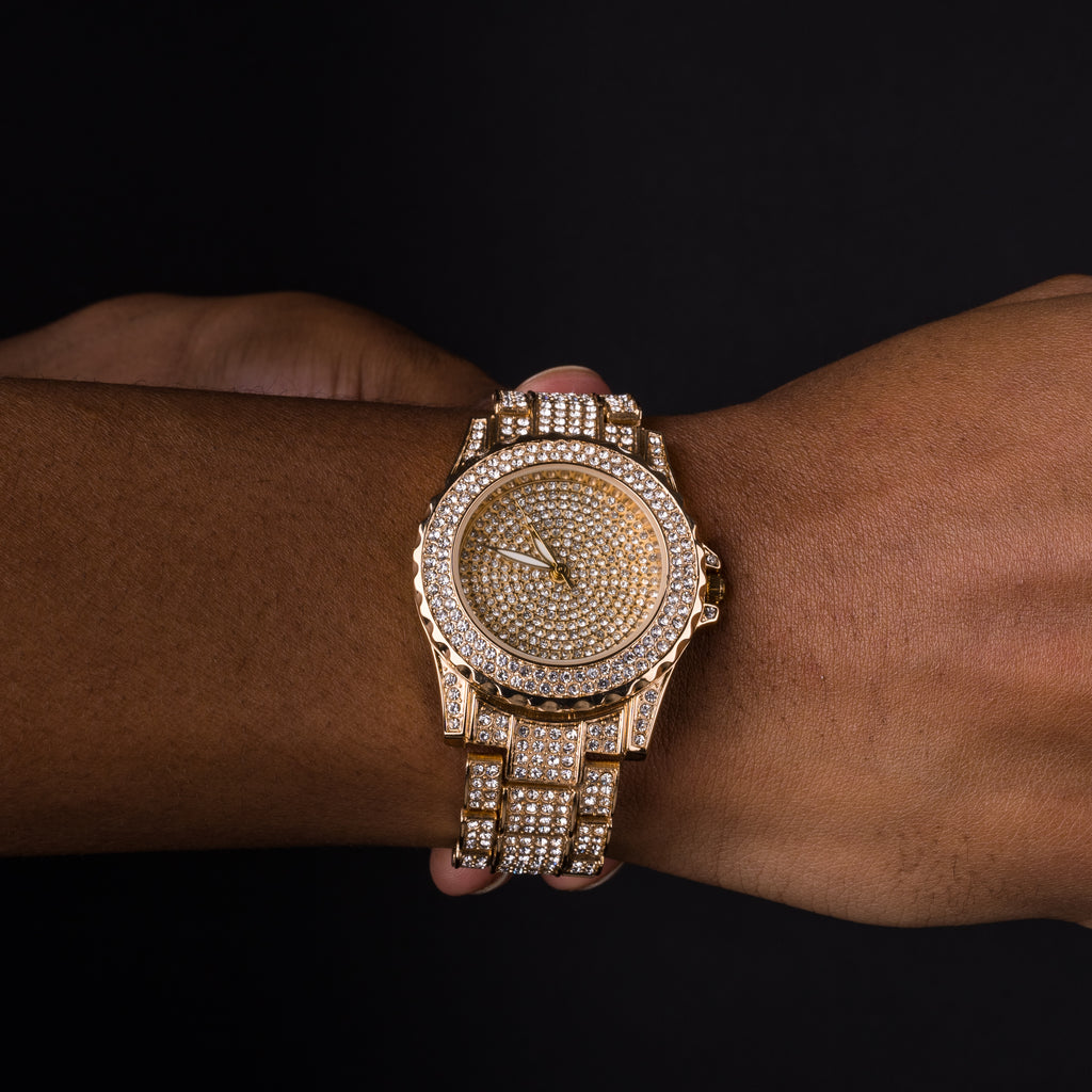 Iced Don Watch