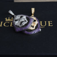 Hooded Skull Pendant