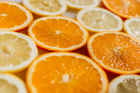juicy mouthwatering oranges a source of vitamin c