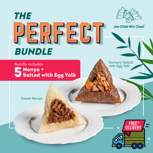5 Nonya + 5 Salted with Yolk - The Perfect Bundle (Season 2)