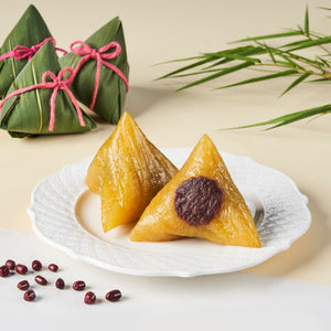 Mini Kee Zhang with Red Bean