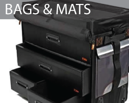 Bags, Cases & Pitmats